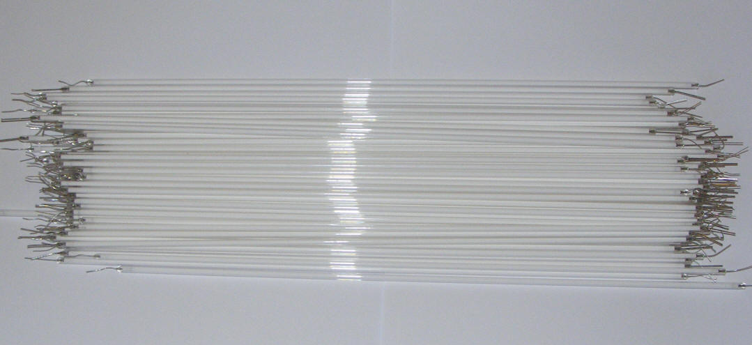 3 x 100mm Bare ccfl Backlight tube