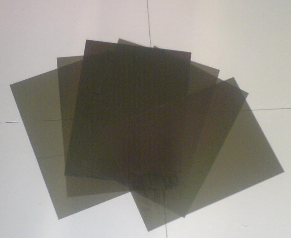 "14.1"" LCD Polarizer Film 296 x 224mm , Finish, matt, Angle, 45,"